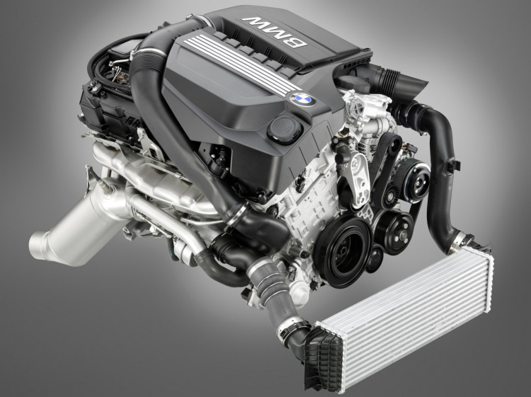 BMW N55 Engine 011 750x561