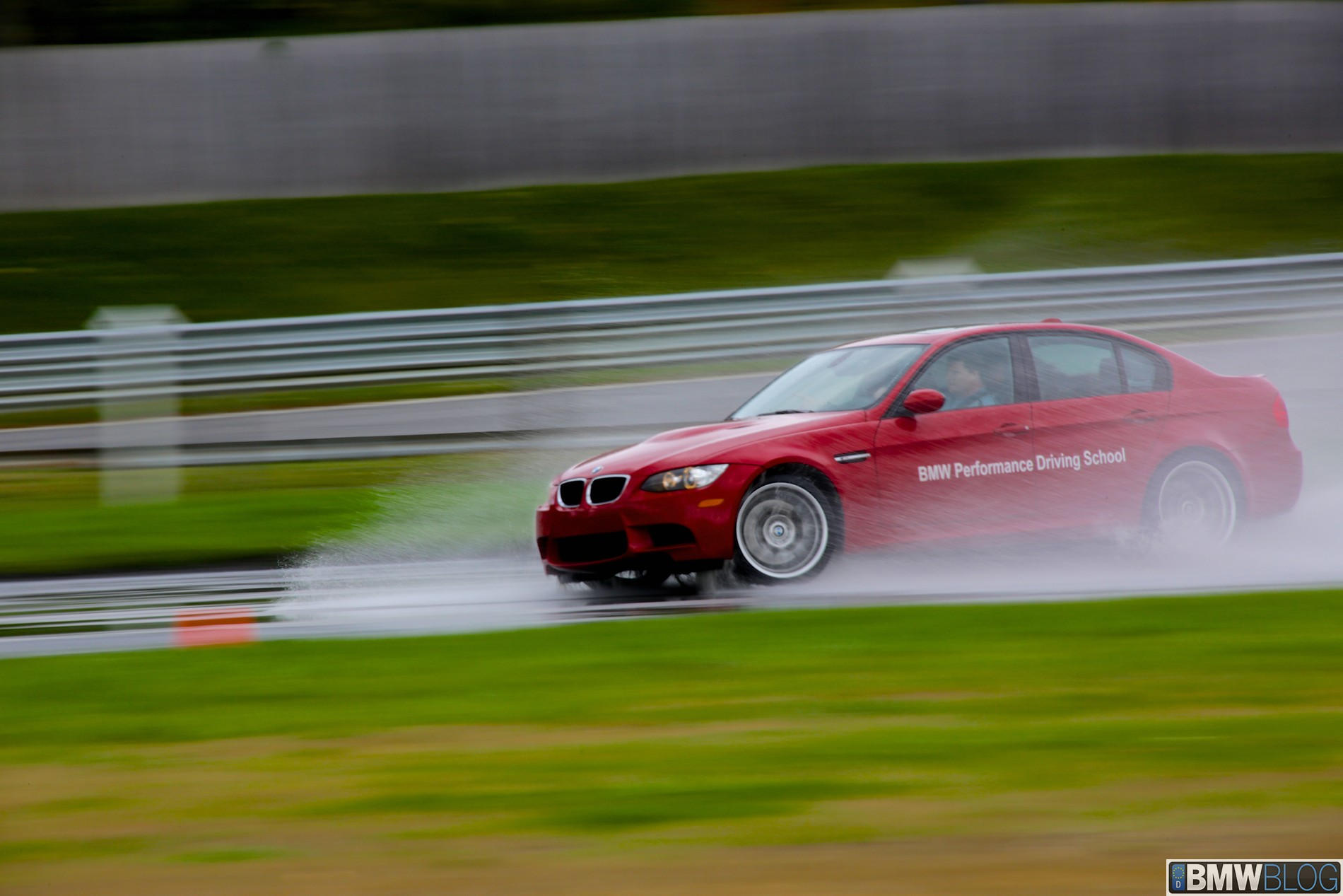 BMW Performance Driving School Lime Rock Park 211
