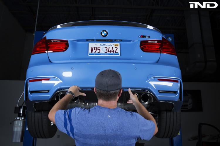 BMW Performance F8X M4 diffuser 16 750x500