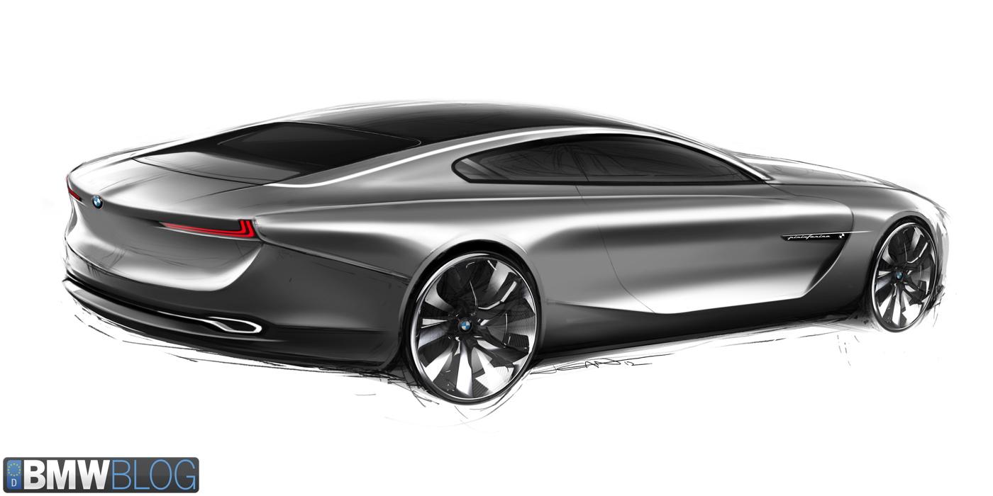 BMW Pininfarina Gran Lusso Coupe photos 051
