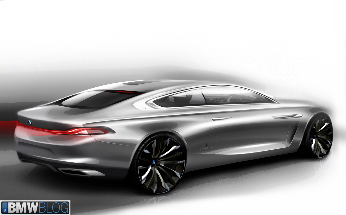 Bmw 9 Series Gran Coupe Planned Above The 7 Series