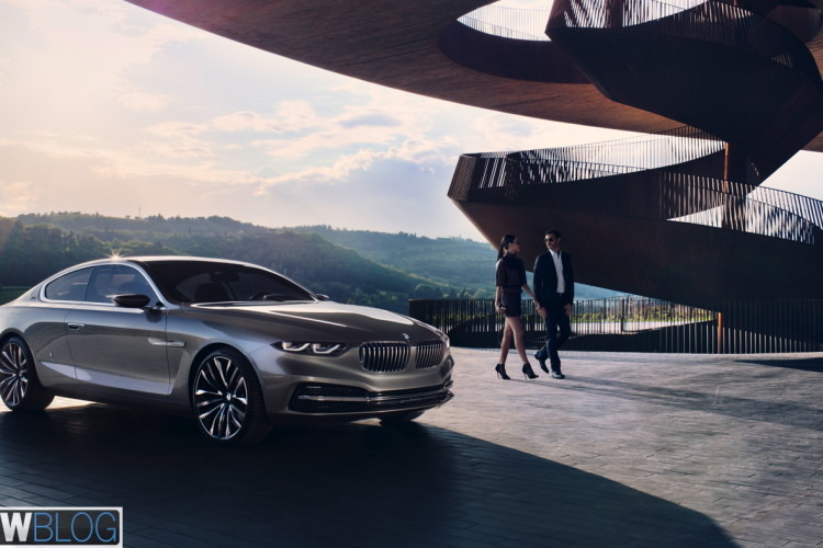 BMW Pininfarina Gran Lusso Coupe photos 23 750x500