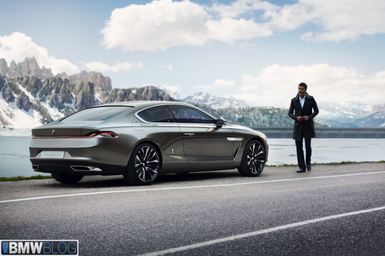 BMW Pininfarina Gran Lusso Coupe photos 29 750x499