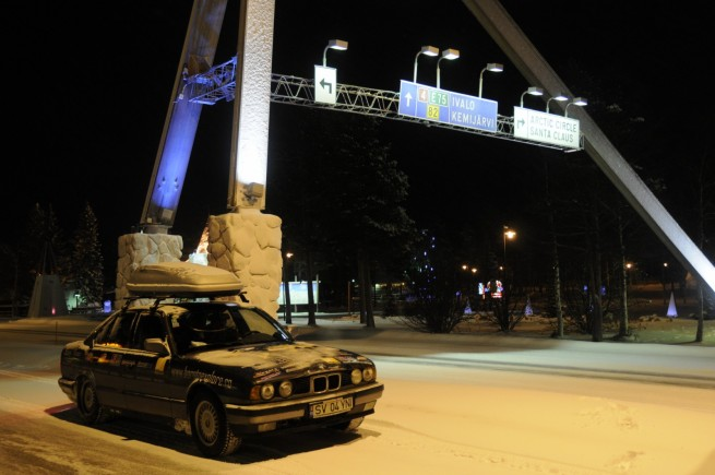 BMW Seria 5 Expeditie Polul Nord 21 655x435
