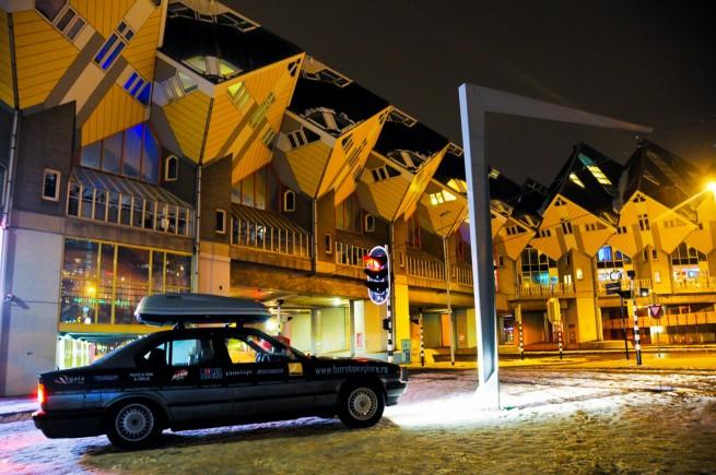 BMW Seria 5 Expeditie Polul Nord 24