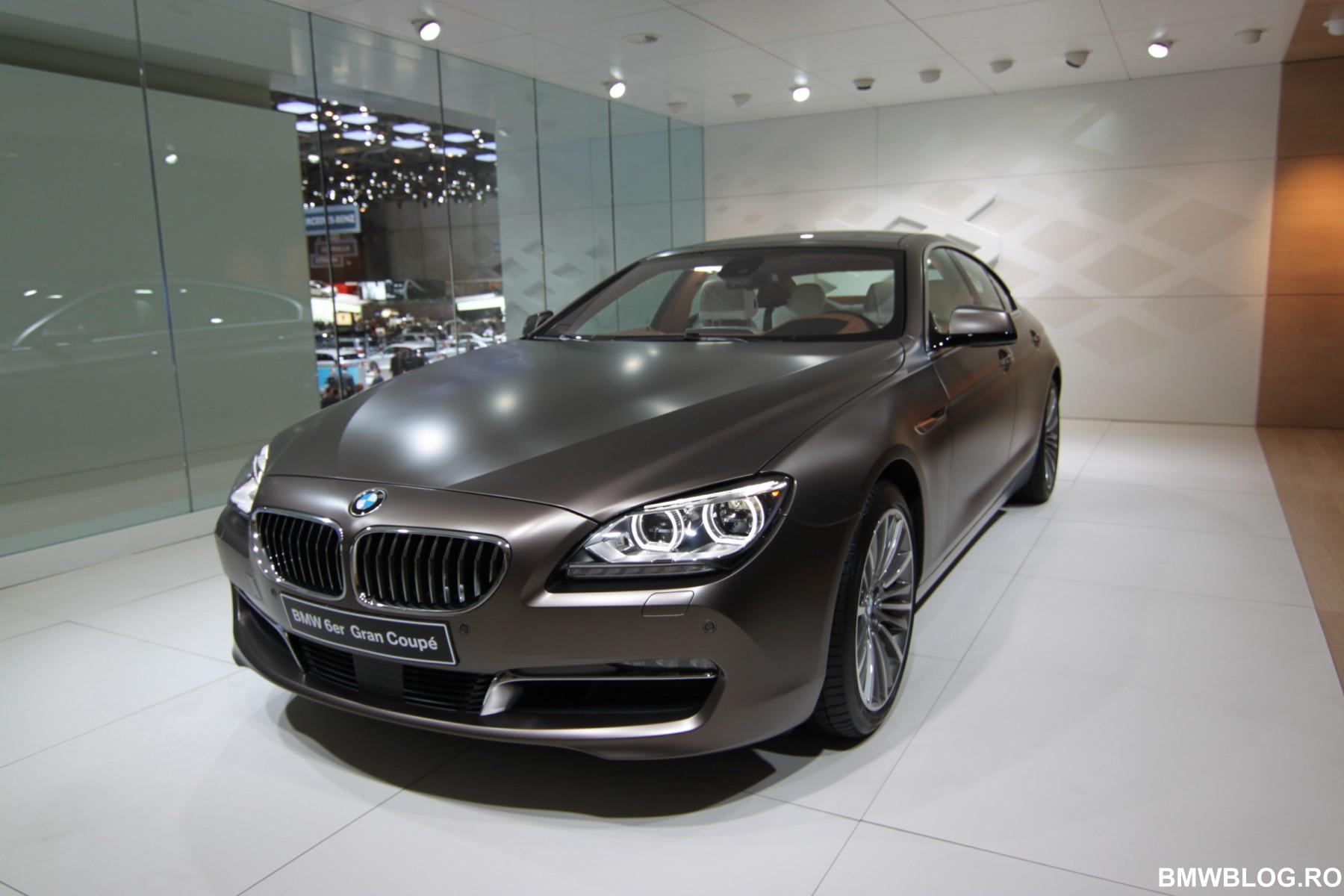 Video Bmw 640i Coupe In Frozen Bronze Metallic