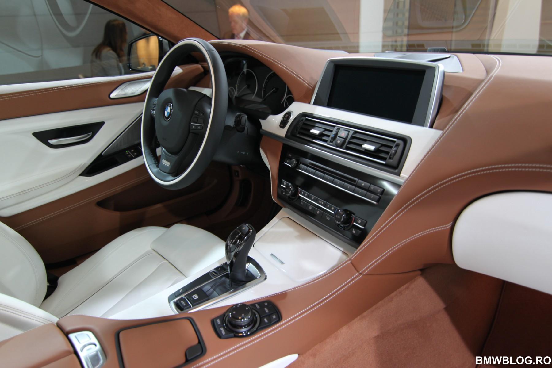 BMW Seria 6 Gran Coupe 42