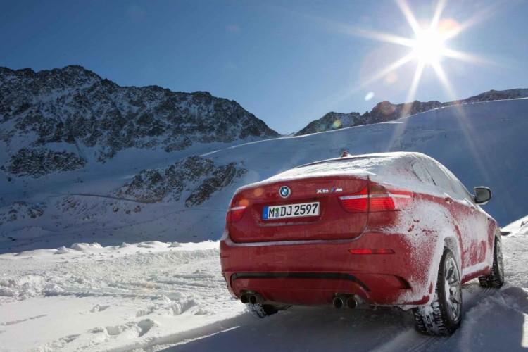 BMW Snow and Ice Fahrertraining Winter 2011 071 750x500