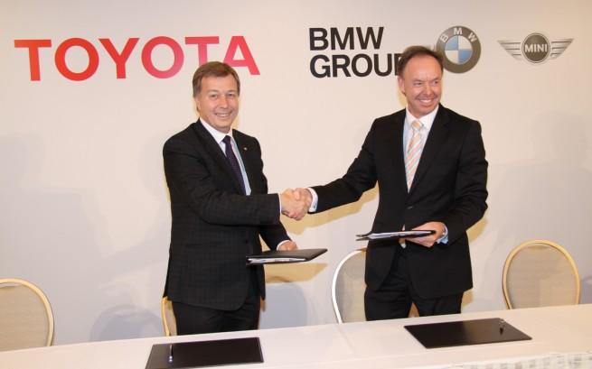 BMW Toyota press conference 2 655x409