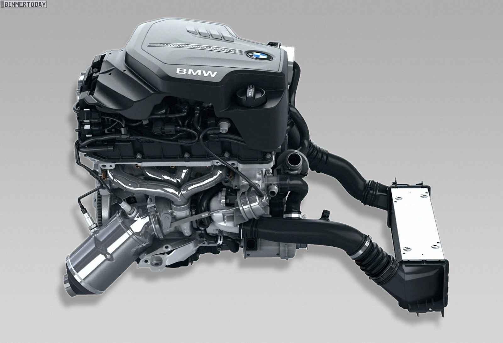 BMW TwinPower Vierzylinder N20B20