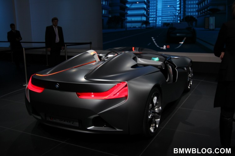 BMW VISION CONCEPT 750x500