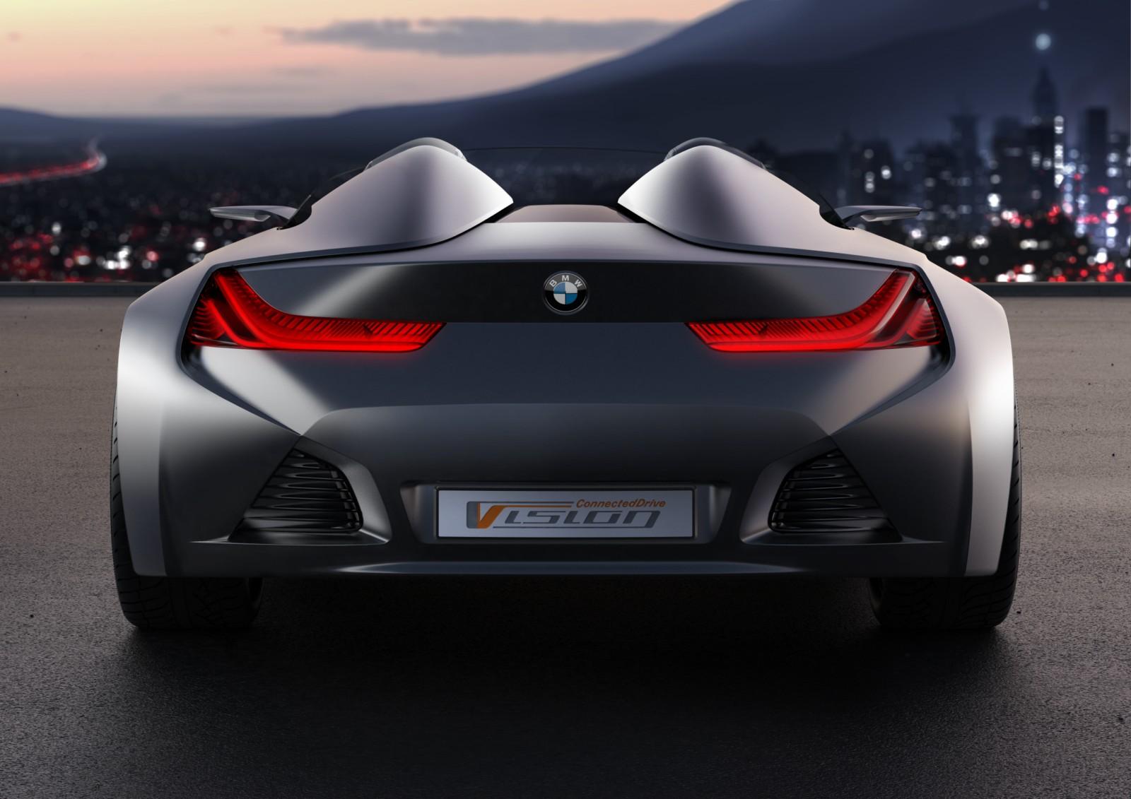 BMW Vision ConnectedDrive 2212