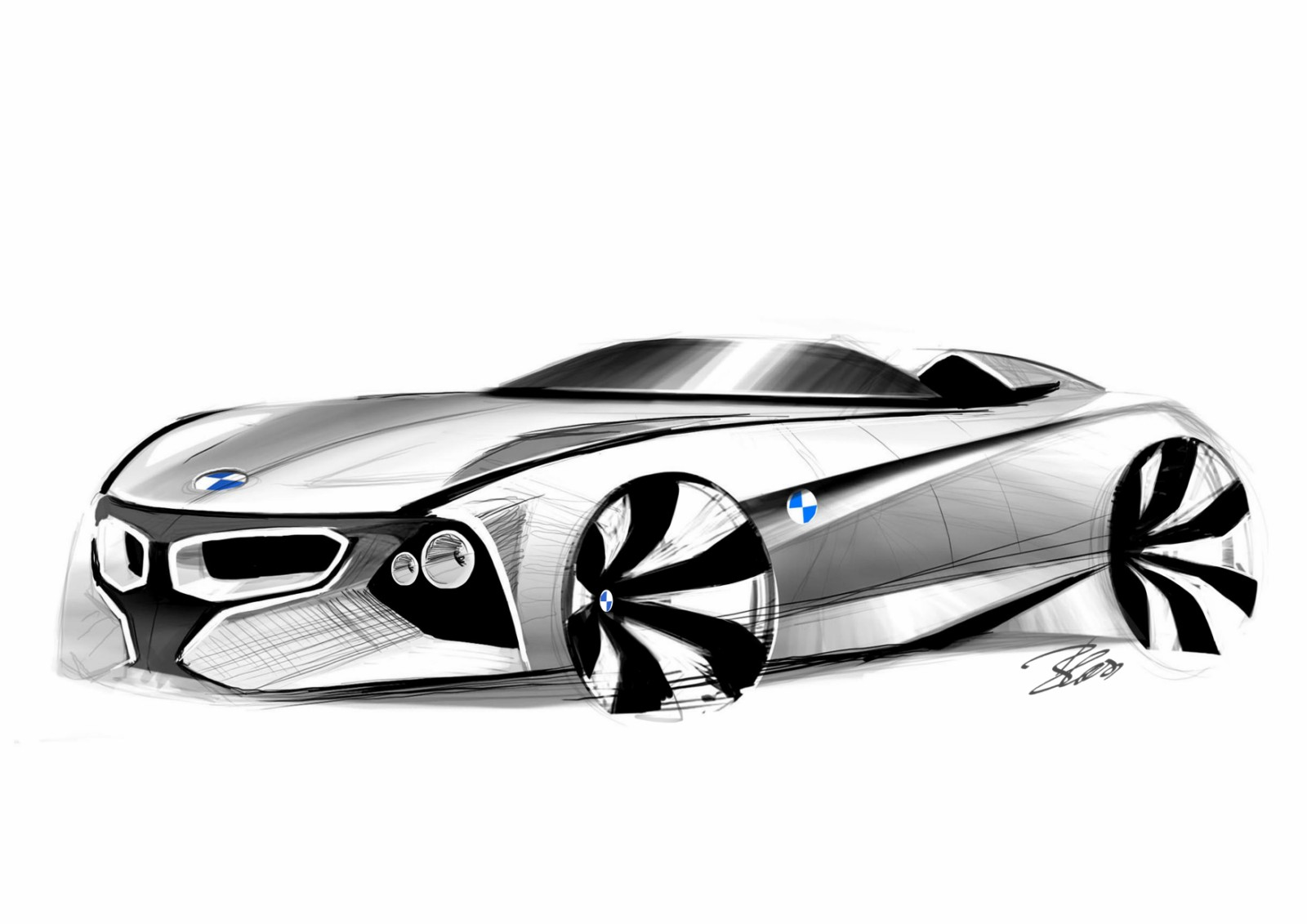 Juliane Blasi Pens The Bmw Vision Connecteddrive Concept