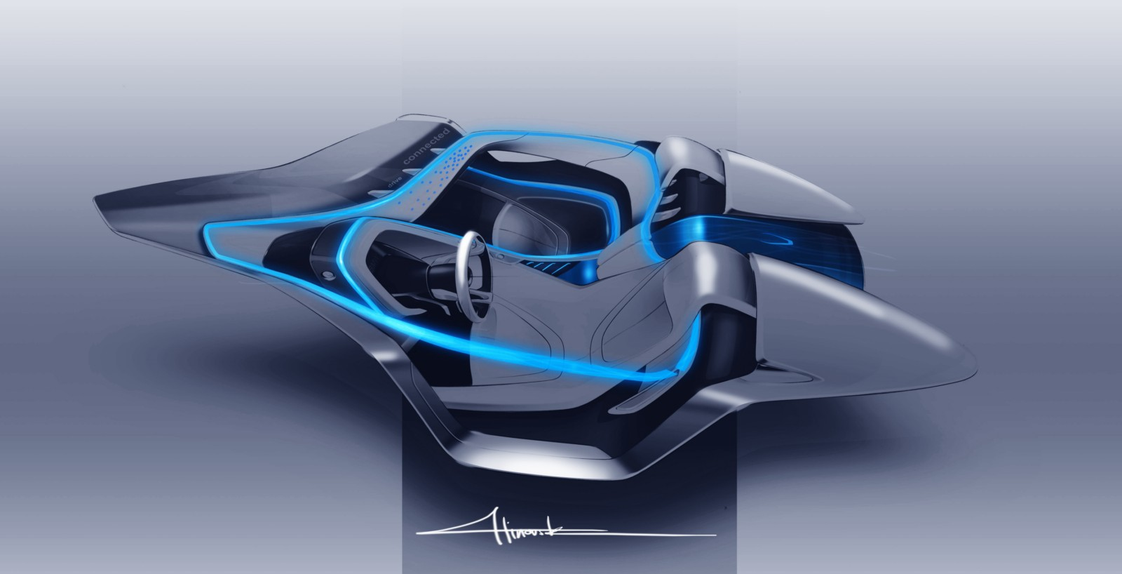 BMW Vision ConnectedDrive 331