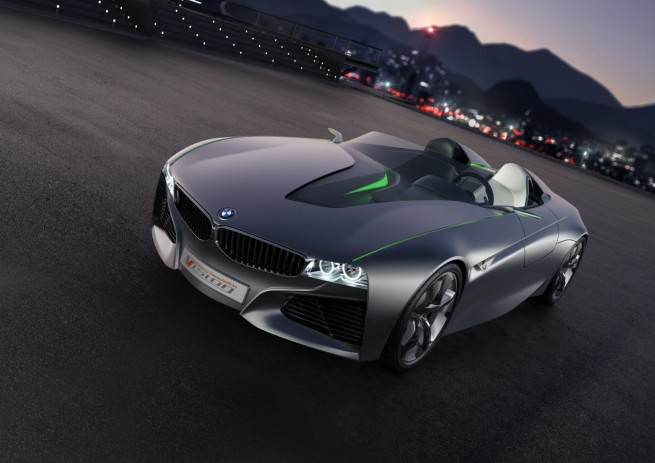 BMW Vision ConnectedDrive Concept Car Genf 2011 082 655x463