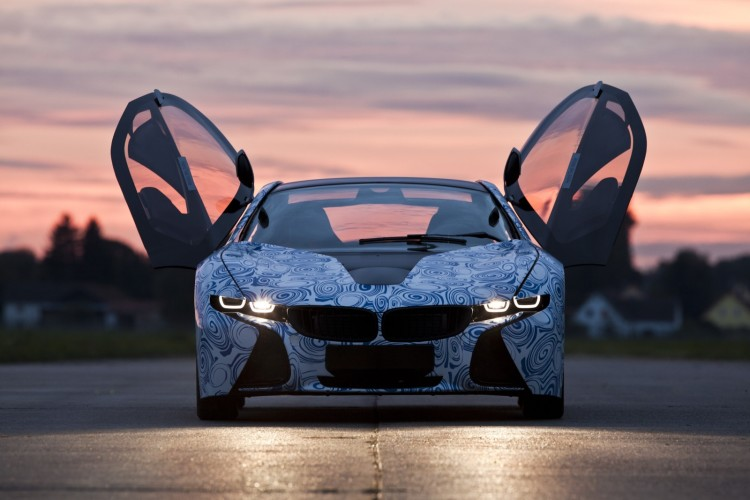 BMW Vision EfficientDynamics 071 750x500