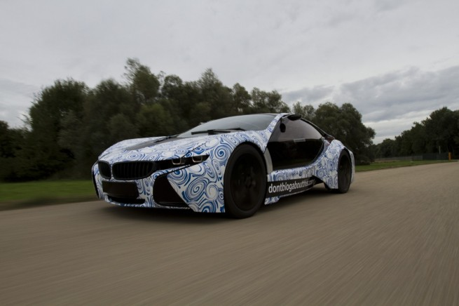 BMW Vision EfficientDynamics 163 655x436