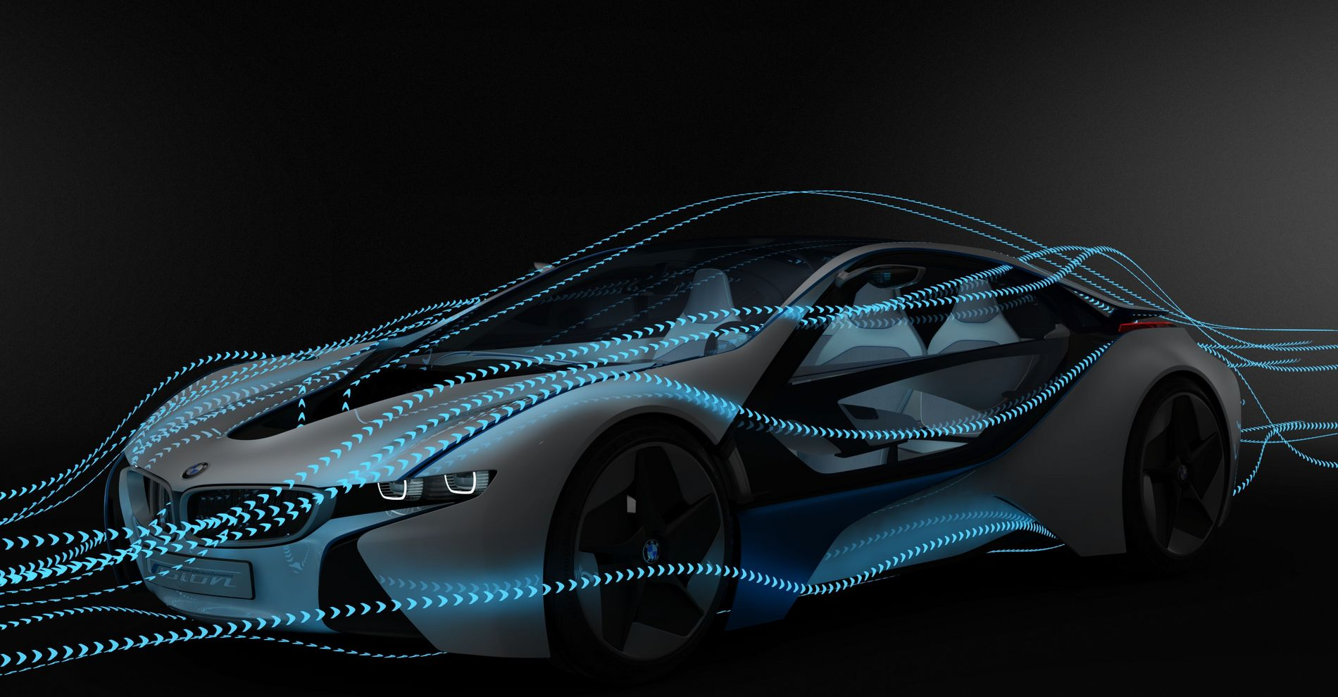BMW Vision EfficientDynamics 222