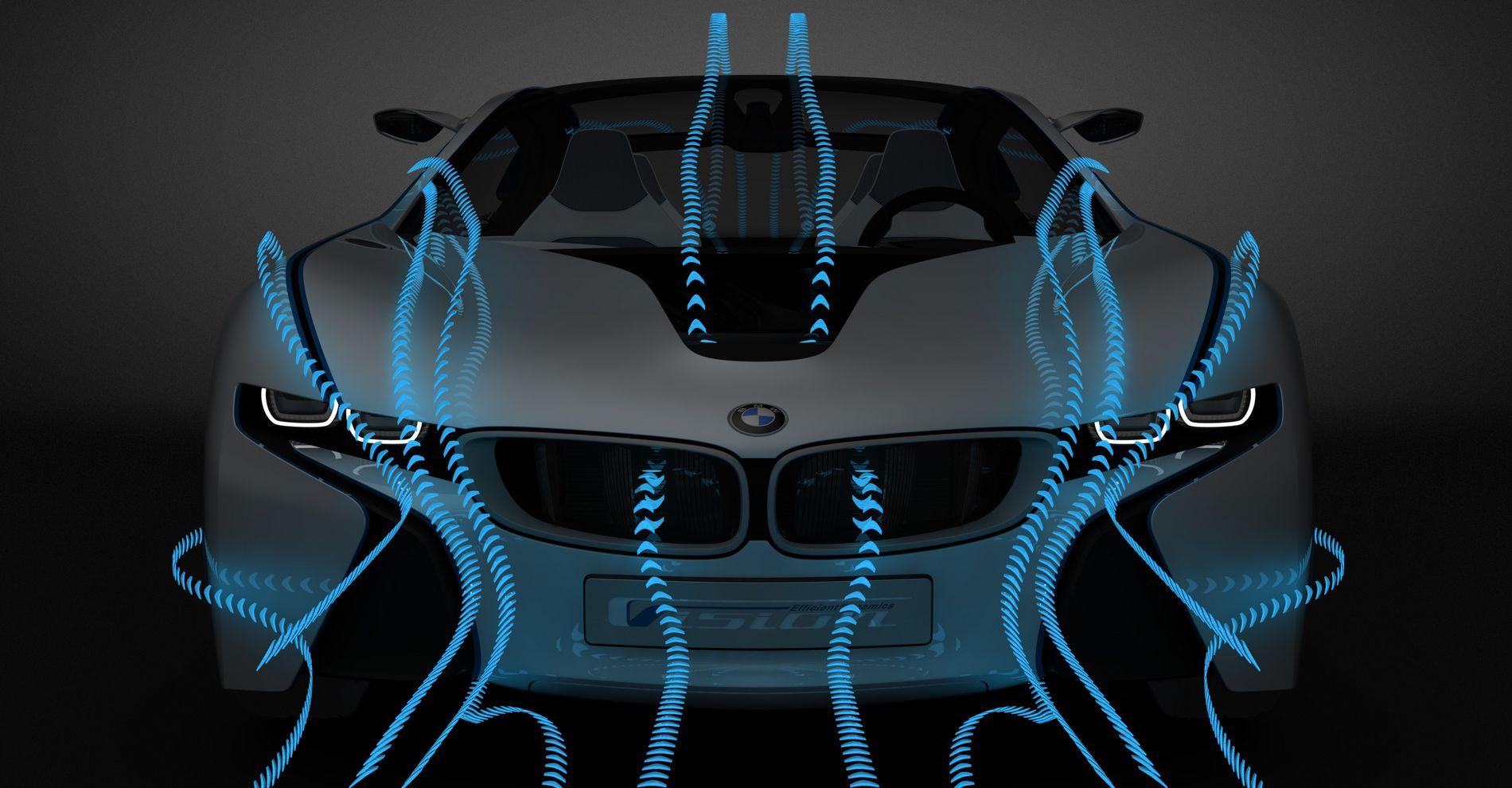 BMW Vision EfficientDynamics 2421