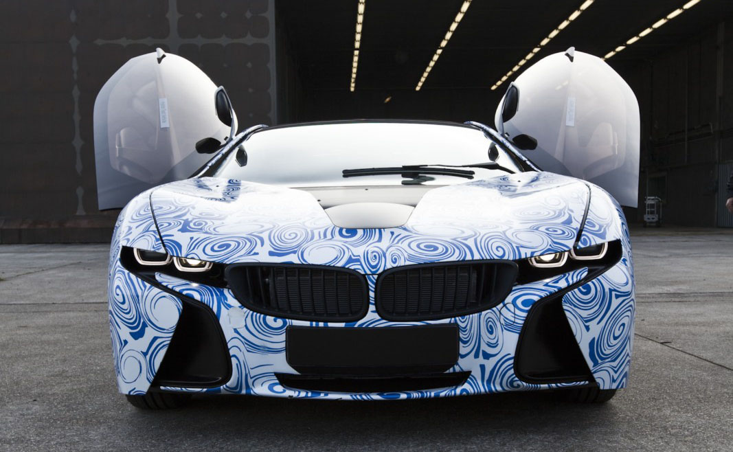 BMW Vision EfficientDynamics 451