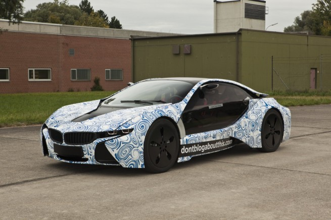 BMW Vision EfficientDynamics 471 655x436
