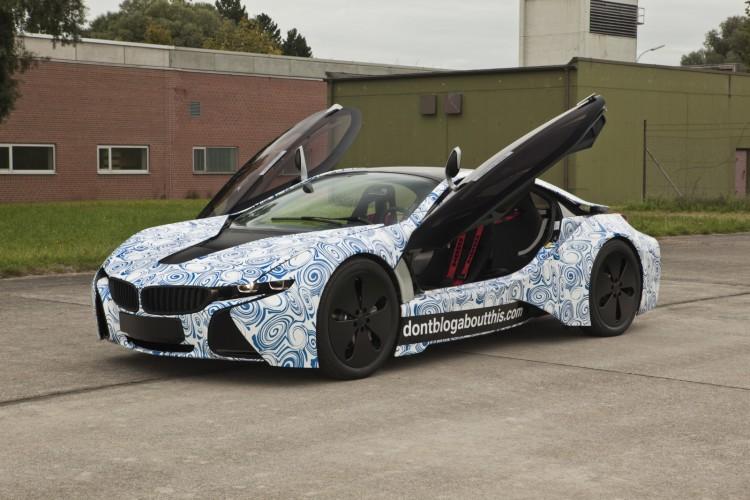BMW Vision EfficientDynamics 481 750x500