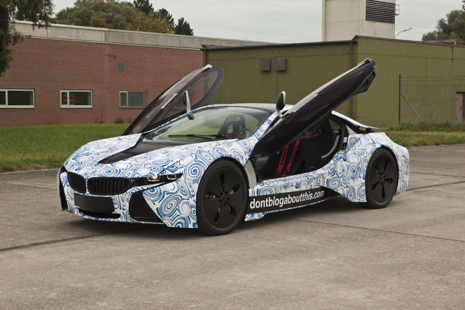 Bmw To Build Vision Efficientdynamics At Leipzig Plant Name Has Yet To Be Decided