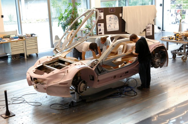 BMW Vision EfficientDynamics Concept 2 655x432