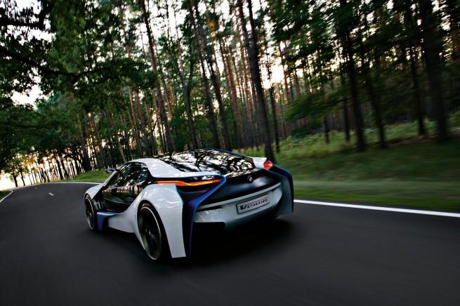 BMW Vision EfficientDynamics Concept 39 655x436