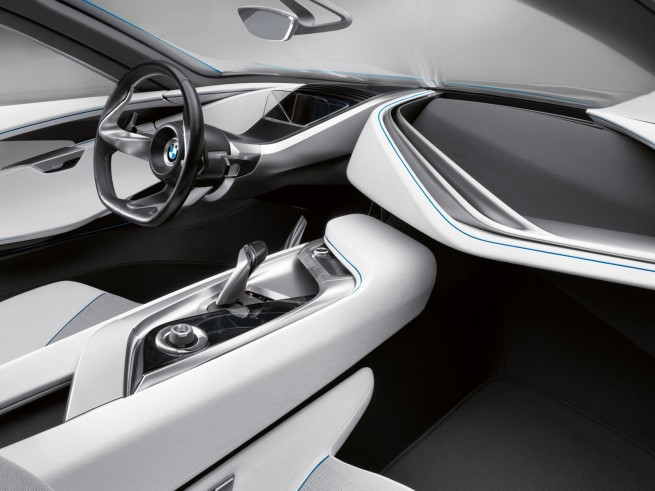 BMW Vision EfficientDynamics Concept 591 655x491