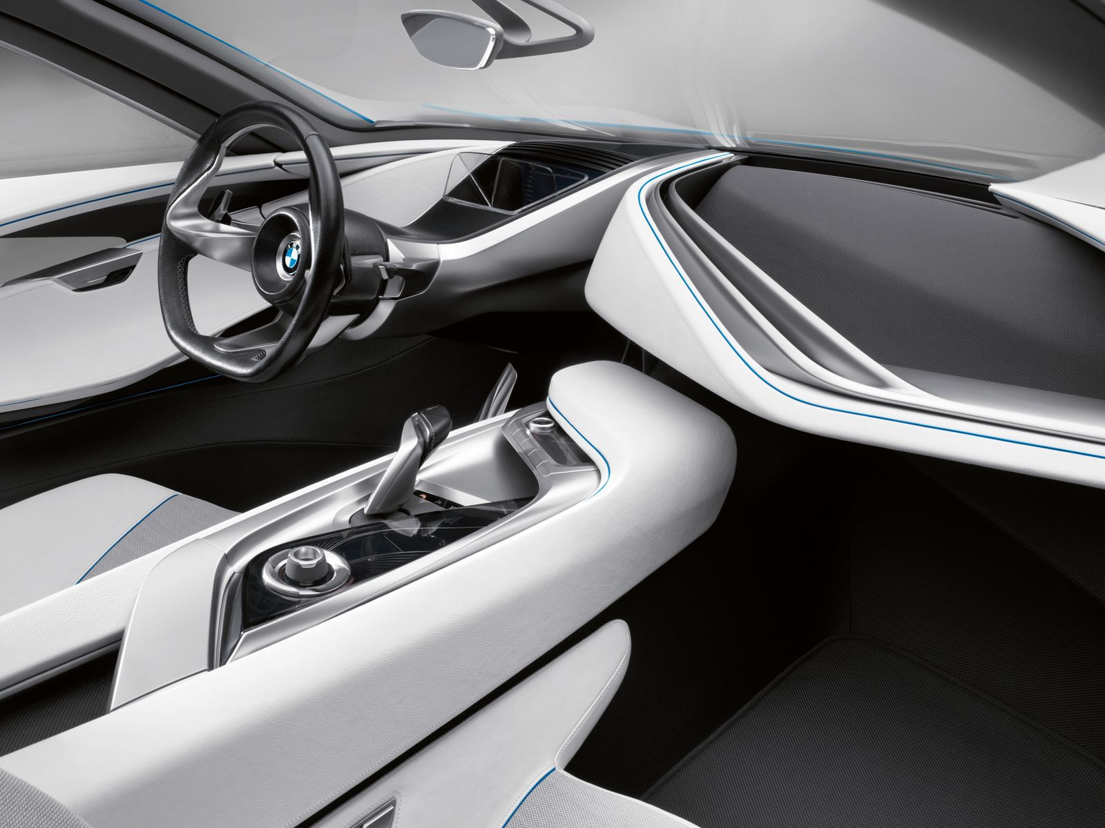Exclusive Interview Marc Girard Head Of The Interior Design At Bmw