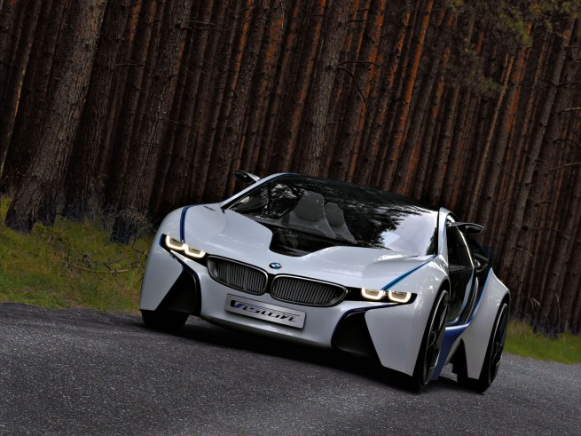 BMW-Vision-EfficientDynamics-Concept-exterior design