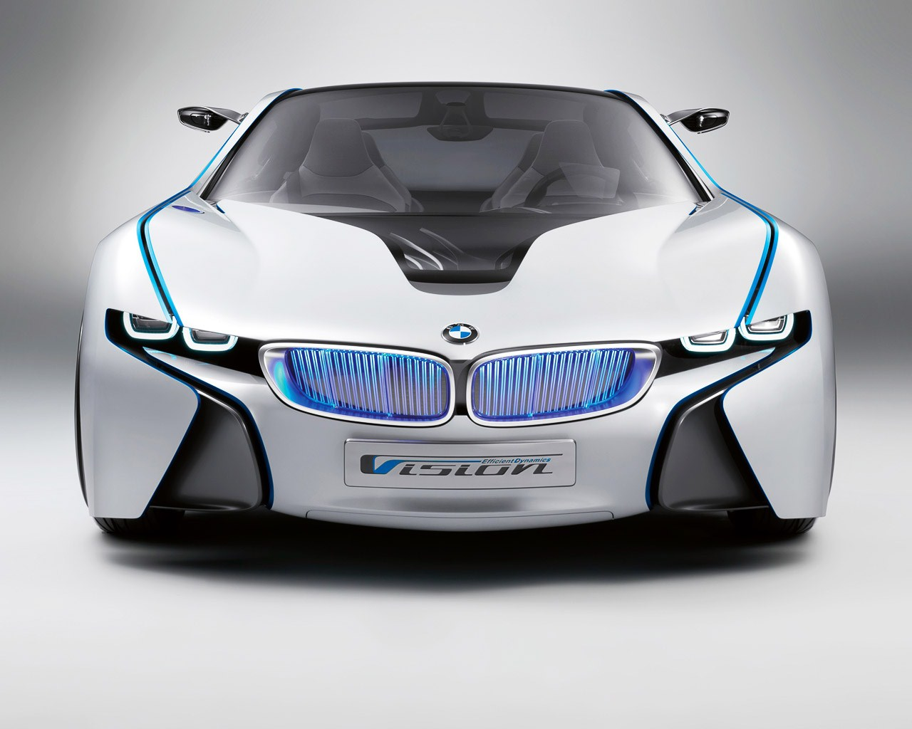 BMW Vision EfficientDynamics Wallpaper 01