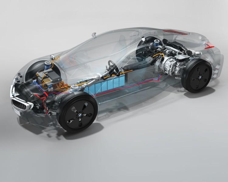 BMW Vision EfficientDynamics Wallpaper 04 750x600