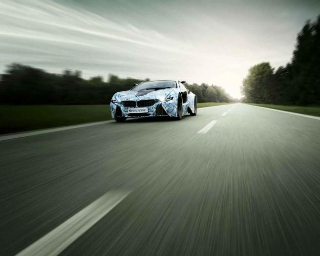 BMW Vision EfficientDynamics Wallpaper 061 655x524