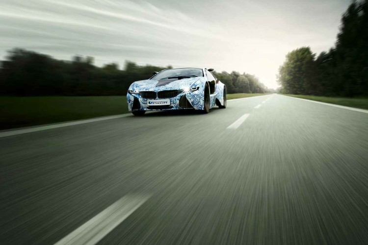 BMW Vision EfficientDynamics Wallpaper 061 750x500