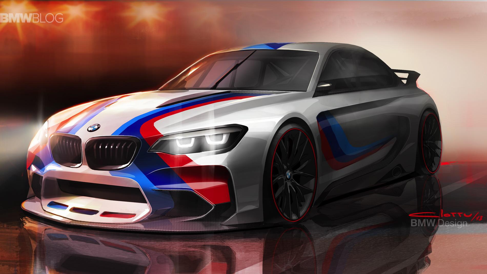 The Bmw Vision Gran Turismo Virtual Race Car