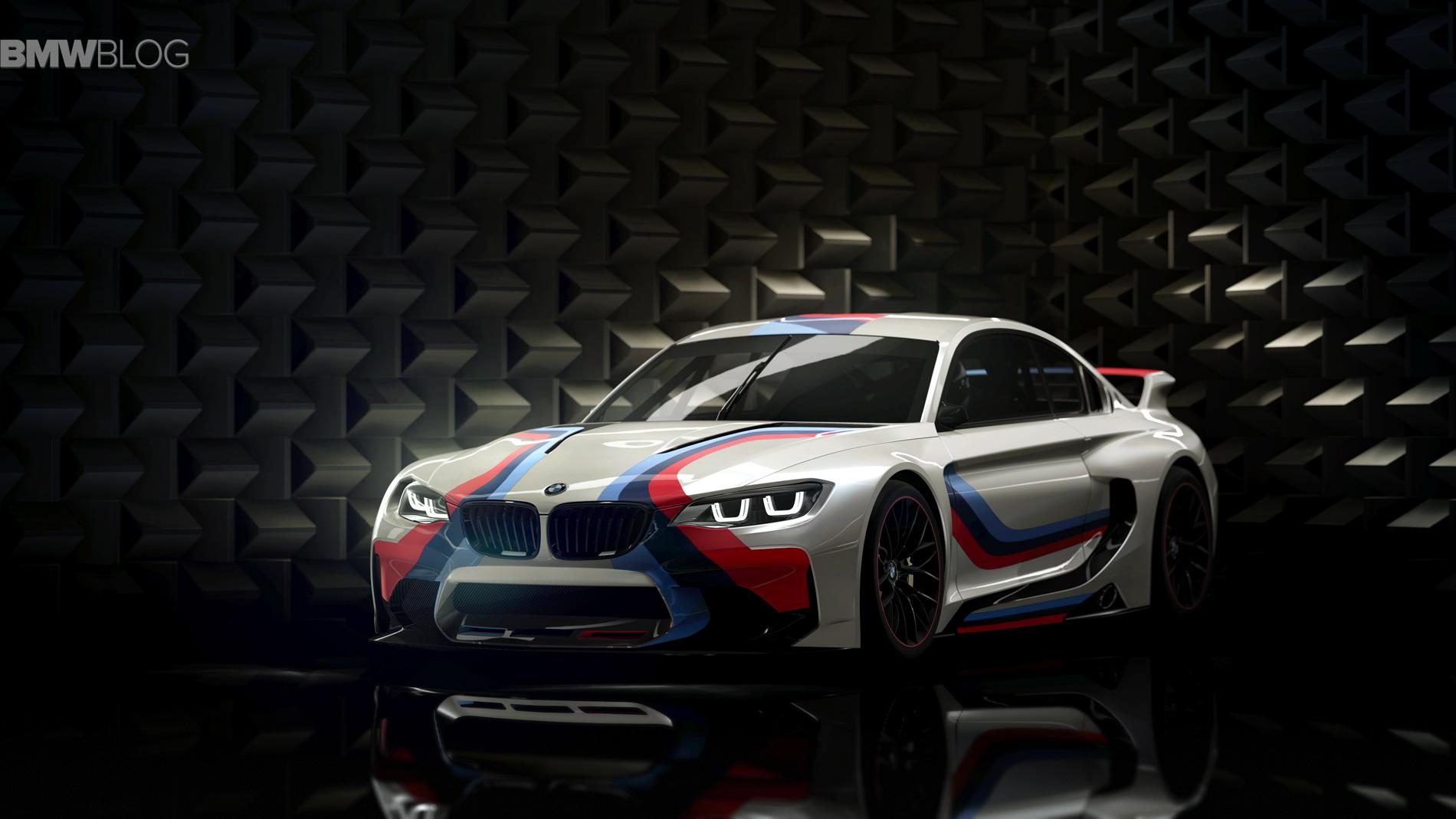 BMW Vision Gran Turismo 08