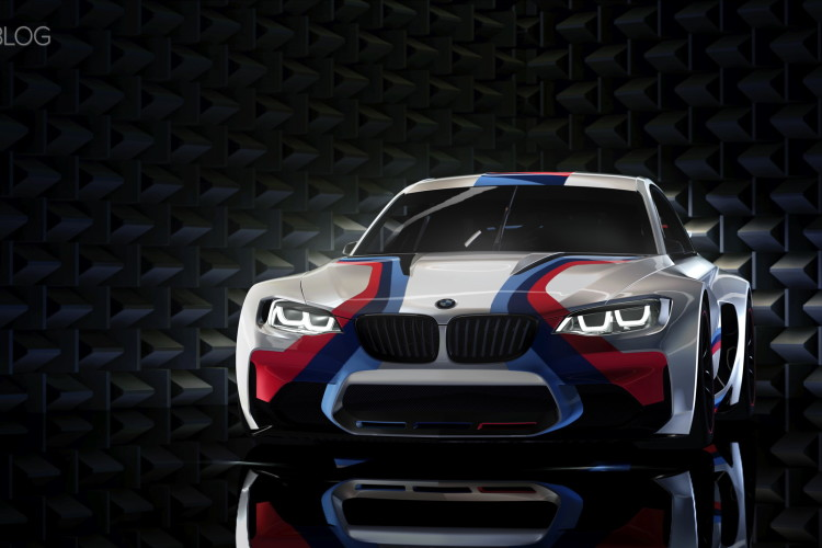 BMW Vision Gran Turismo 09 750x500