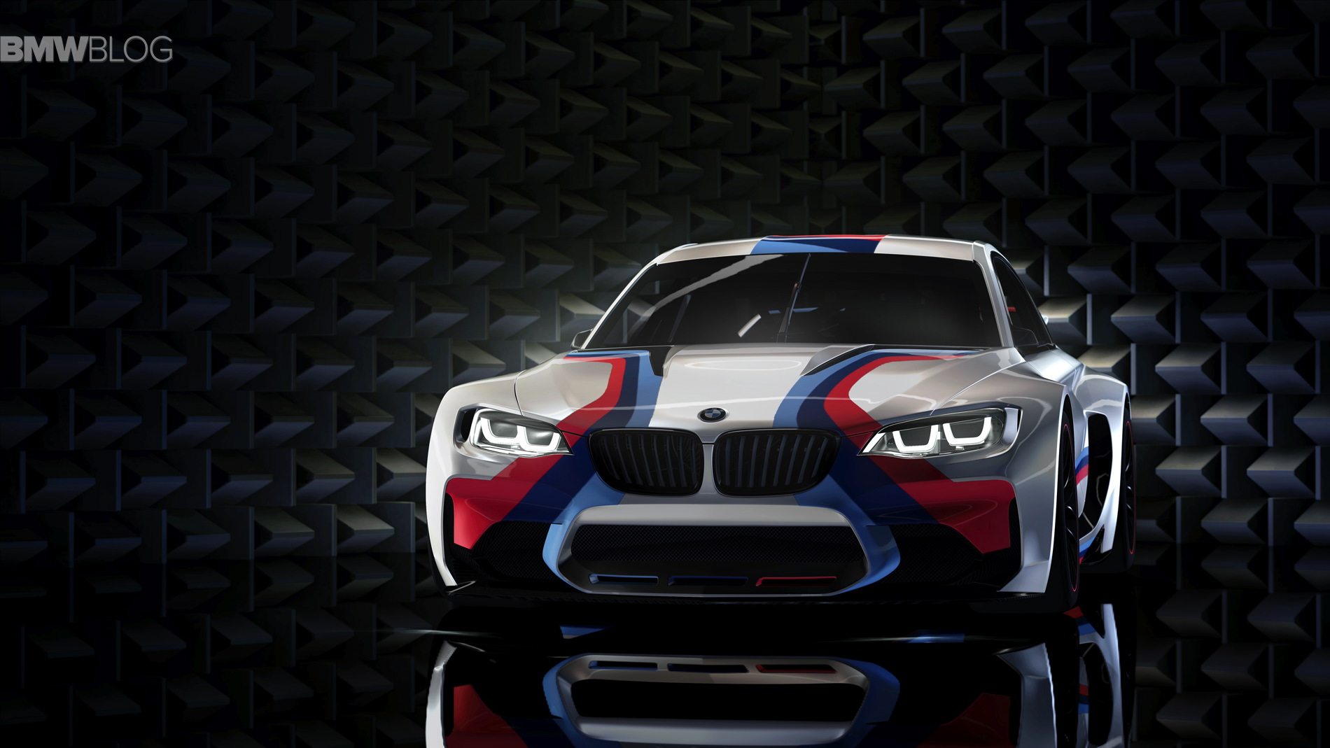 BMW Vision Gran Turismo 09