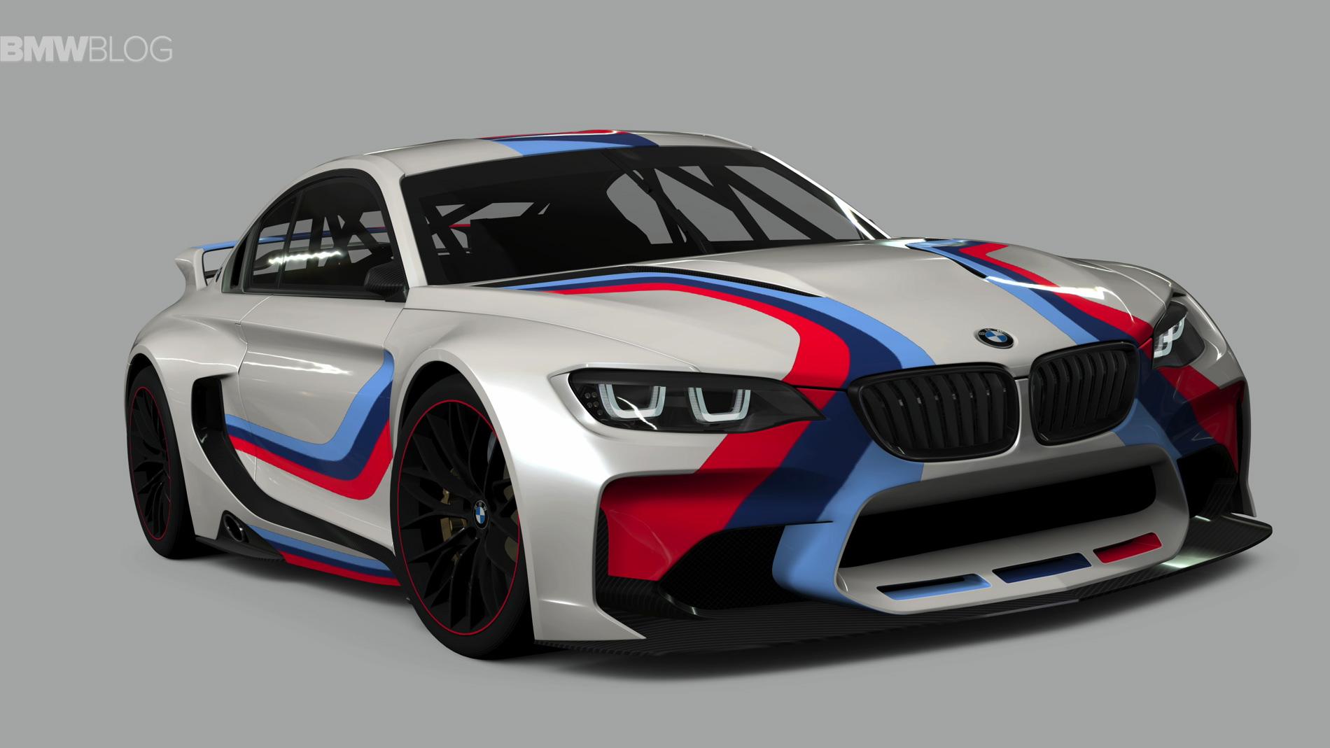 BMW Vision Gran Turismo 11