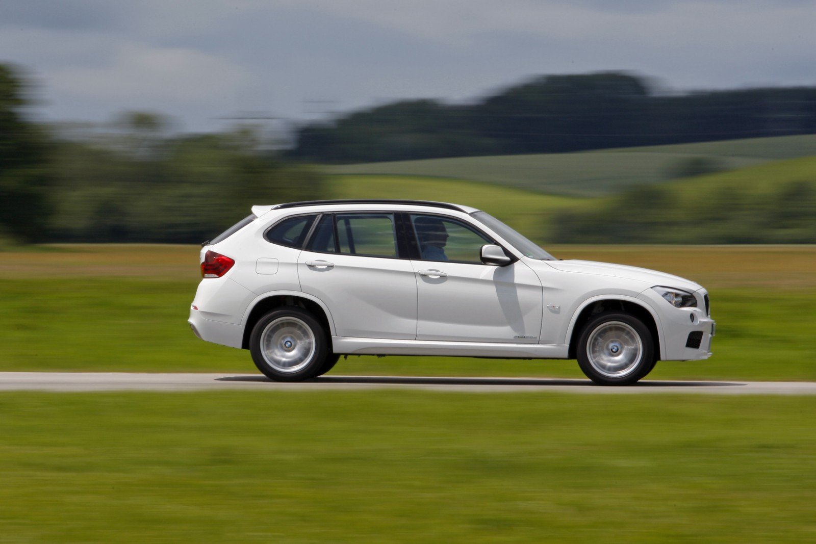 BMW X1 is now even more efficient
