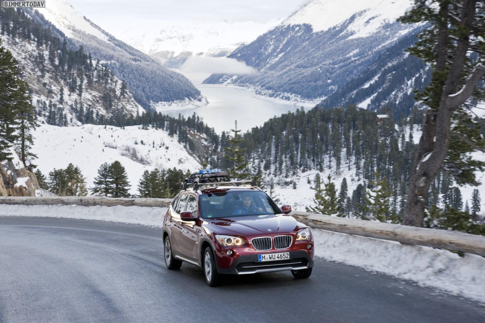 BMW X1 E84 xDrive28i 2011 Exterieur 01