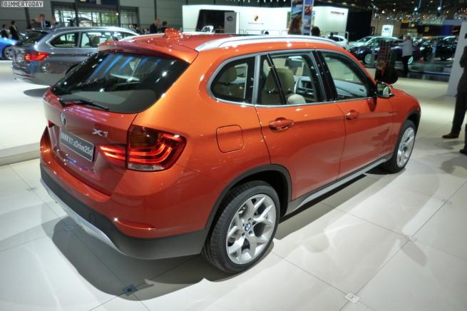 BMW X1 Facelift E84 LCI AMI Leipzig 2012 05 655x436