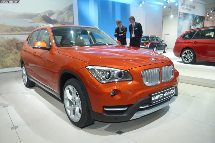 BMW X1 Facelift E84 LCI AMI Leipzig 2012 16 750x500