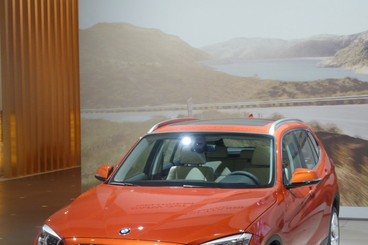 BMW X1 Facelift E84 LCI AMI Leipzig 2012 19 750x500