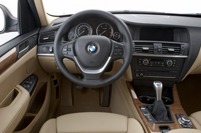 BMW X3 F25 Interieur 0313 655x436