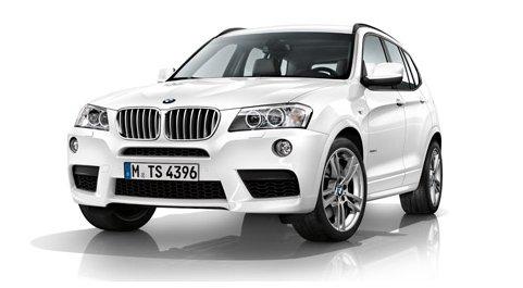 BMW X3 F25 M Sportpaket 01