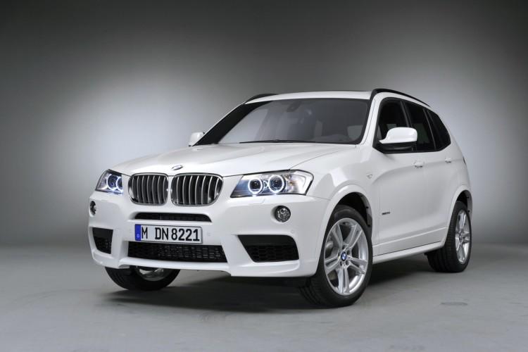 BMW X3 F25 M Sportpaket Alpinweiss 02 750x500