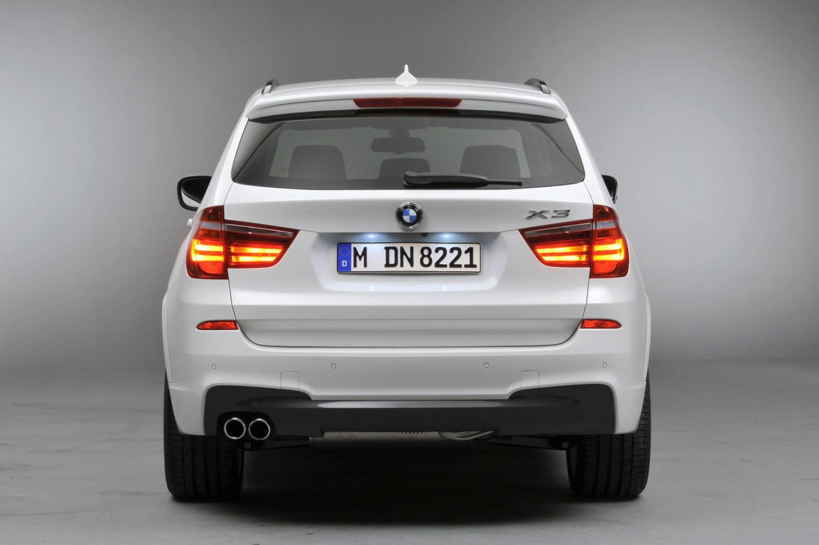 BMW X3 F25 M Sportpaket Alpinweiss 05